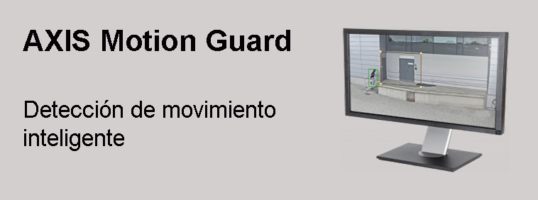 AXIS Motion Guard