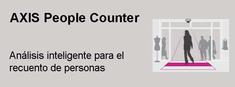 AXIS People Counter