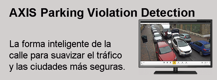 AXIS Parking Violation Detection