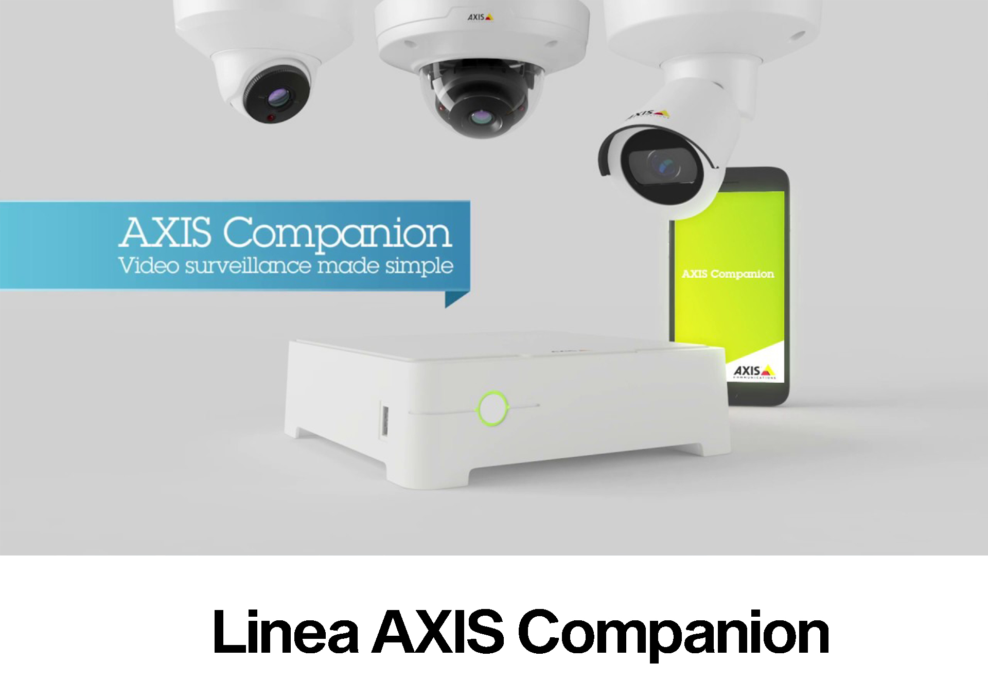 Linea AXIS Companion