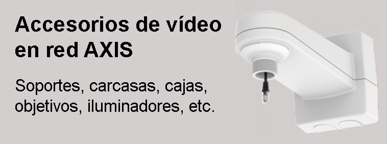 Accesorios de vídeo en red AXIS